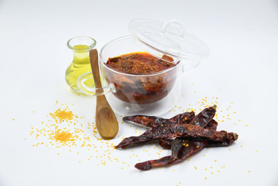 Picture of Raw Mango Pickle